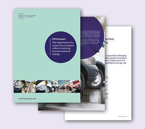 Whitepaper culture improve driver performance