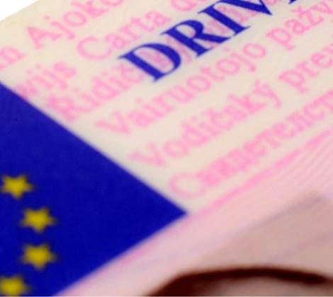 driving licence uk